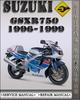 Thumbnail 1996-1999 Suzuki GSXR750 Factory Service Repair Manual 1997 1998