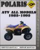 Thumbnail 1985-1995 Polaris ATV Factory Service Repair Manual 1986 1987 1988 1989 1990 1991 1992 1993 1994