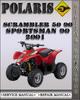 Thumbnail 2001 Polaris Scrambler 50 90 Sportsman 90 Factory Service Repair Manual