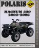 Thumbnail 2003-2006 Polaris Magnum 330 Factory Service Repair Manual 2004 2005
