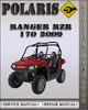Thumbnail 2009 Polaris Ranger RZR 170 Factory Service Repair Manual