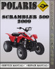 Thumbnail 2009 Polaris Scrambler 500 Factory Service Repair Manual