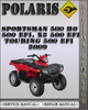 Thumbnail 2009 Polaris Sportsman 500 HO 500 EFI X2 500 EFI Touring 500 EFI Factory Service Repair Manual